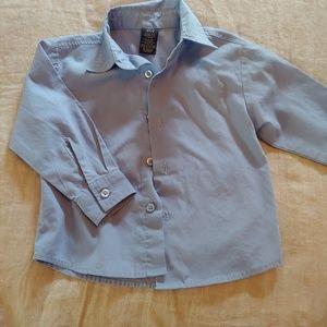 Toddler boy dress shirt